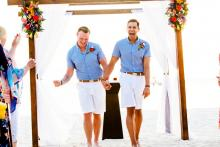 Aruba Destination Wedding | Aruba Beach Brides