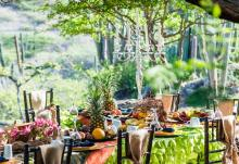 Aruba Wedding Venues | Breakfast in Arikok National Park | Aruba Beach Brides