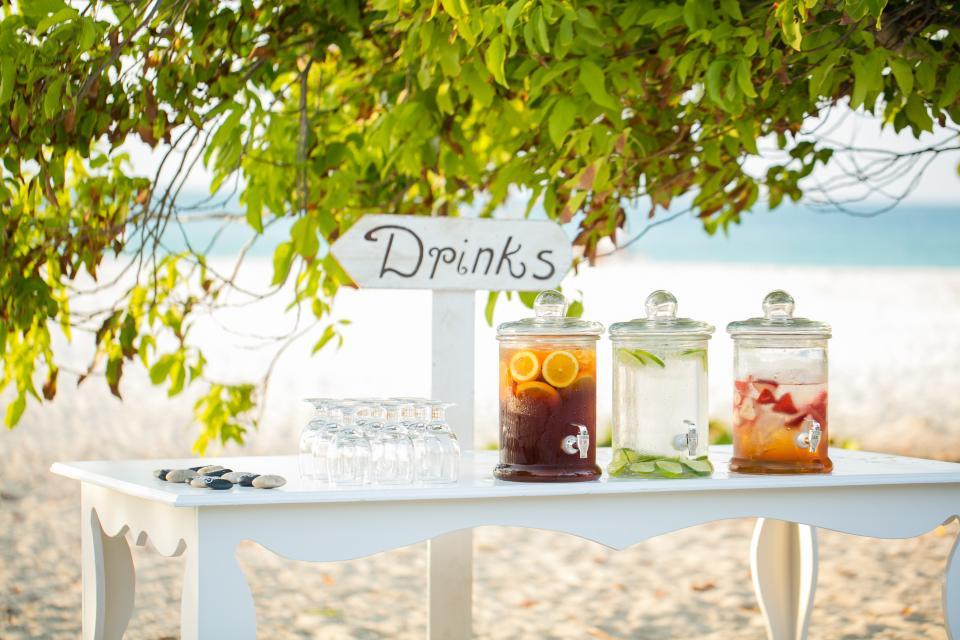 wedding drink