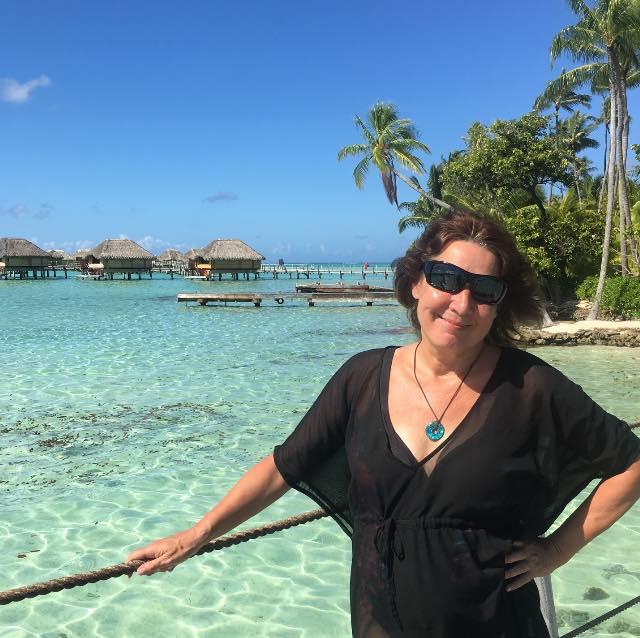 Susan Campbell Author Beach Brides Aruba Wedding Blog