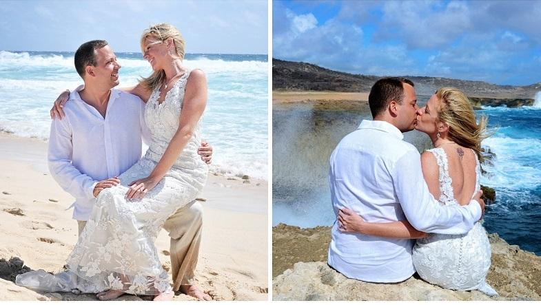 Aruba Wedding Photography Bella Aruba | Trash the Dress Photoshoot | Aruba Beach Brides