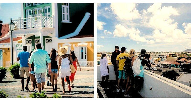Aruba Destination Weddings | Aruba Walking Tours | Beach Brides