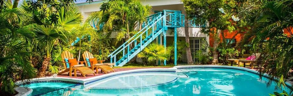 Aruba Accommodations Boardwalk Small hotel Aruba | Aruba Romantic Getaway | Aruba Beach Brides