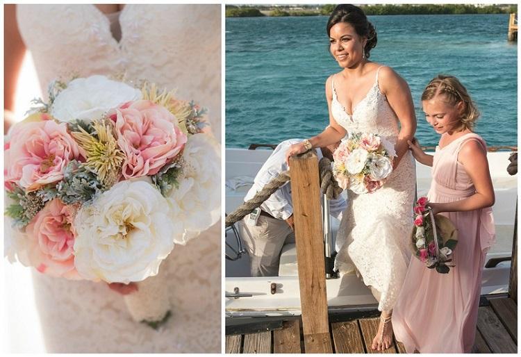 Aruba Destination Wedding | Beach Brides | Yolanda and Jared