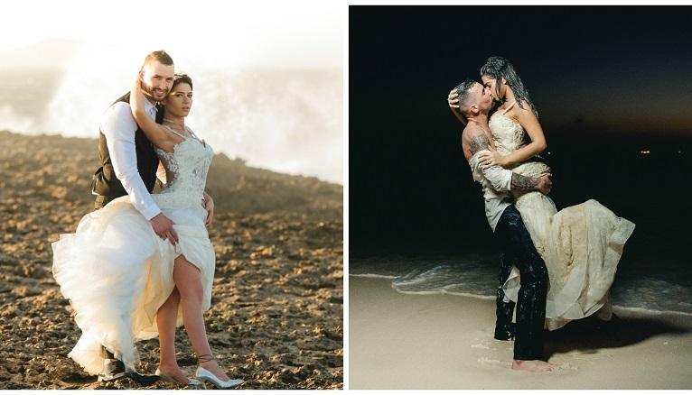 Aruba Wedding Photographer   ElNathan Wedding Photography   Aruba Beach Brides