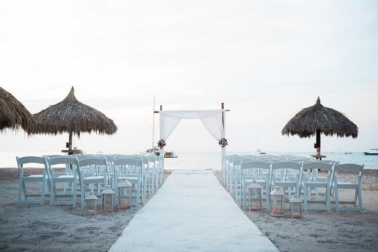 Aruba Destination Wedding Aruba Hyatt Resort Wedding Venue Wedding Setup Decor