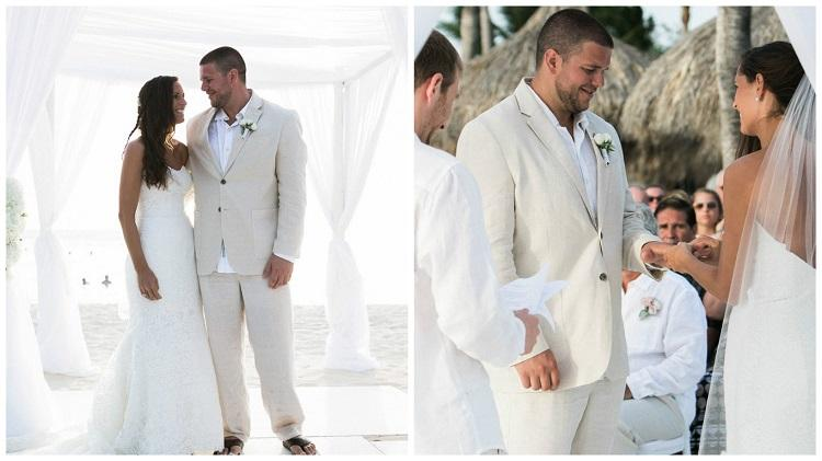 Aruba Destination Wedding | Beach Brides | Kristen and Jamie
