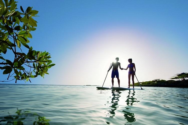 Aruba Romantic Activities for Two | Standup PaddleBoarding | Beach Brides