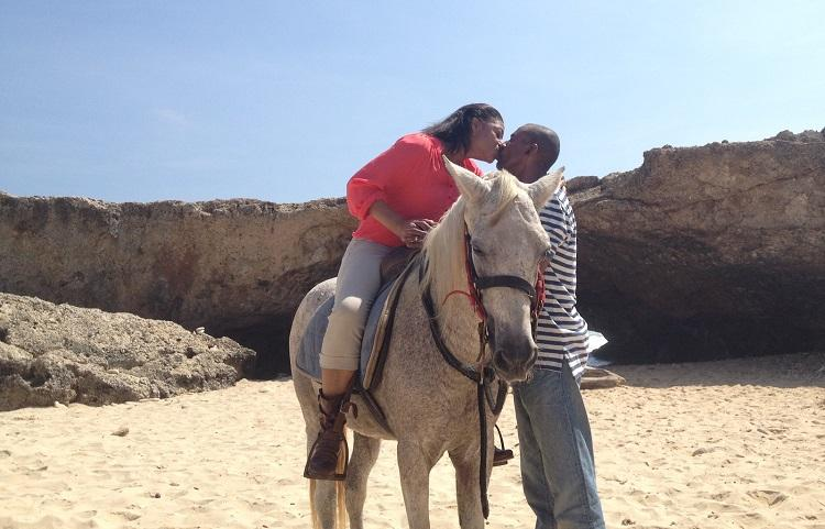 Aruba Romantic Activities for Two | Aruba Horseback Riding | Beach Brides