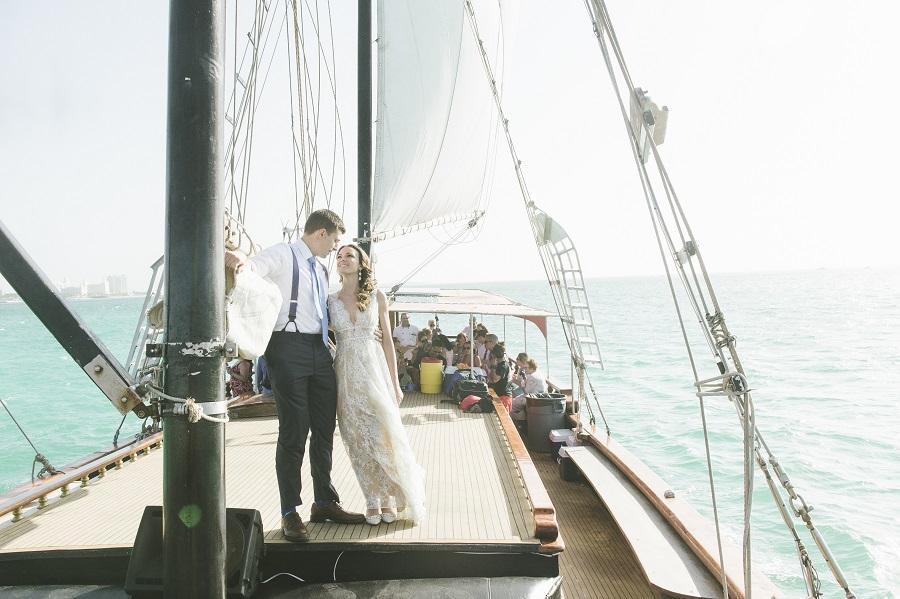 Aruba Destination Wedding | Aruba Beach Wedding | Sasha And Sabrina love story