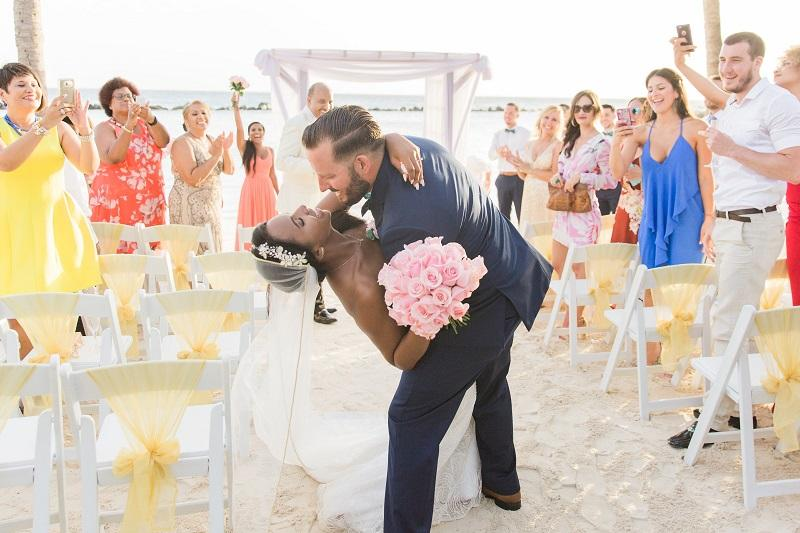 Aruba Destination Wedding   Aruba Beach Brides