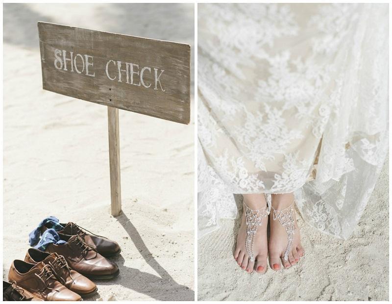 Aruba Destination Wedding | DIY Beach Wedding | Sabrina and Sasha Aruba Wedding Story