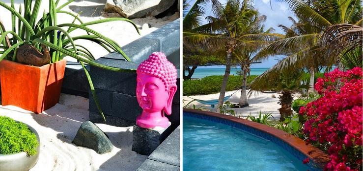 Aruba Romantic Getaway | Aruba Accommodations Beach House Apartments | Aruba Beach Brides