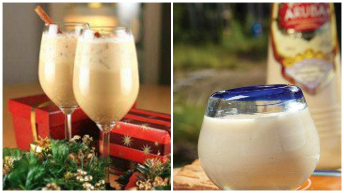 Aruba Christmas Holiday Weddings | Local traditions: Ponche Crema | Beach Brides