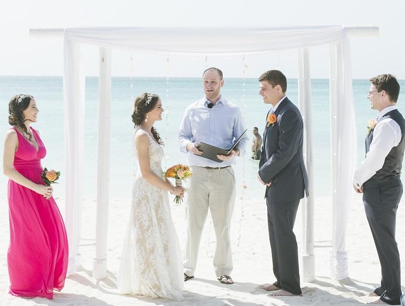 Aruba Destination Wedding | Aruba Beach Wedding | Sabrina and Sasha Aruba Wedding Story