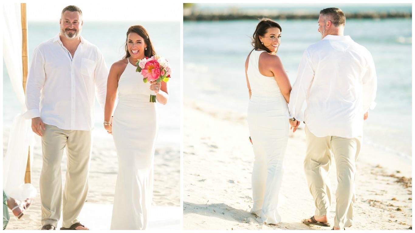 Aruba Destination Wedding   Beach Brides