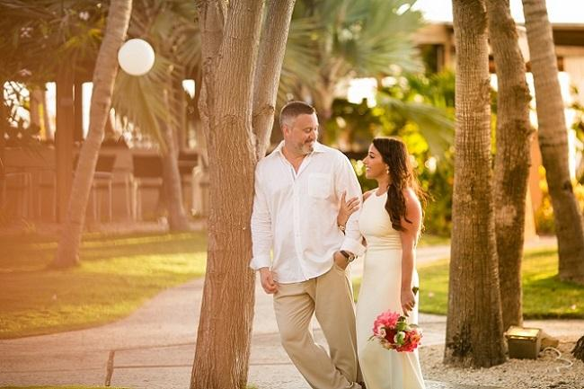 Aruba Destination Wedding   Beach Brides   Lindsay and Mark