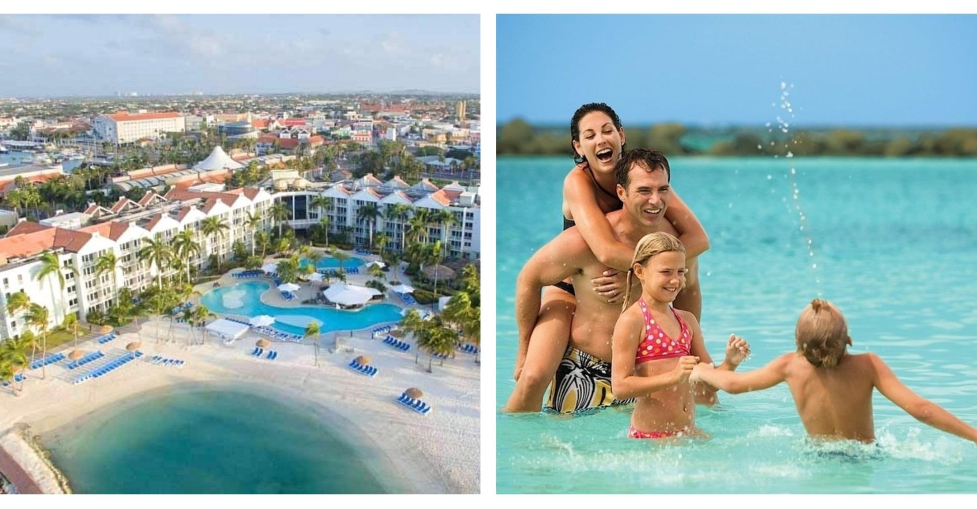 Family-friendly wedding vacations | Aruba Destination Wedding | Beach Brides Aruba