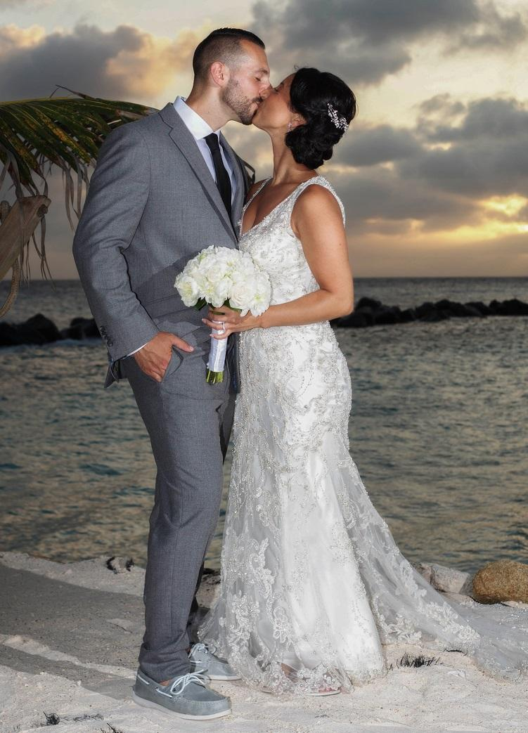 Aruba Renaissance Island Weddings | Aruba Beach Weddings | Aruba Destination Weddings