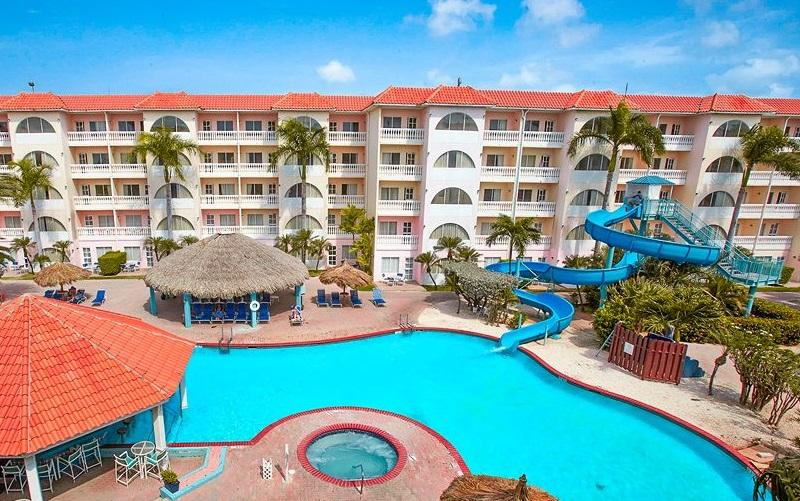 Aruba Destination Weddings | Tropicana Resort family friendly vacation resort | Beach Brides aruba wedding blog