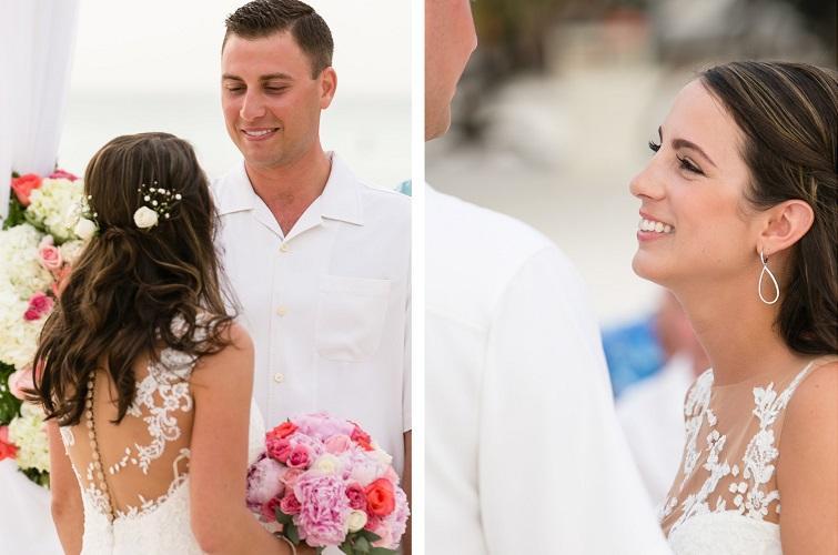 Aruba Destination Wedding | Aruba Beach Brides Marisa and Chris Real Weddings
