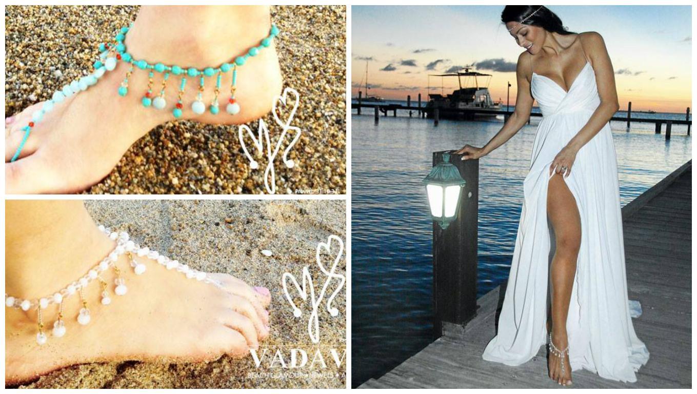 Aruba Wedding | Aruba Locally Crafted Accessories | VADAVAS | Beach Brides