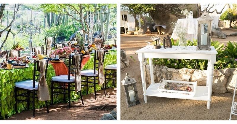 Aruba Destination Weddings | Parke Nacional Arikok and Casibari Rock Formations | Beach Brides Aruba