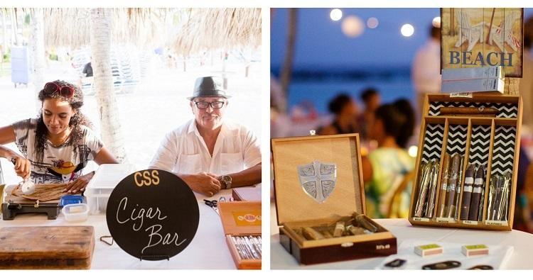 Aruba Wedding Favors | Aruhiba Cigar Gifts | Aruba Destination Weddings