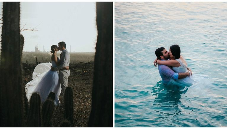 Call Me Petit Photographer | Aruba Destination Wedding | Aruba Beach Brides