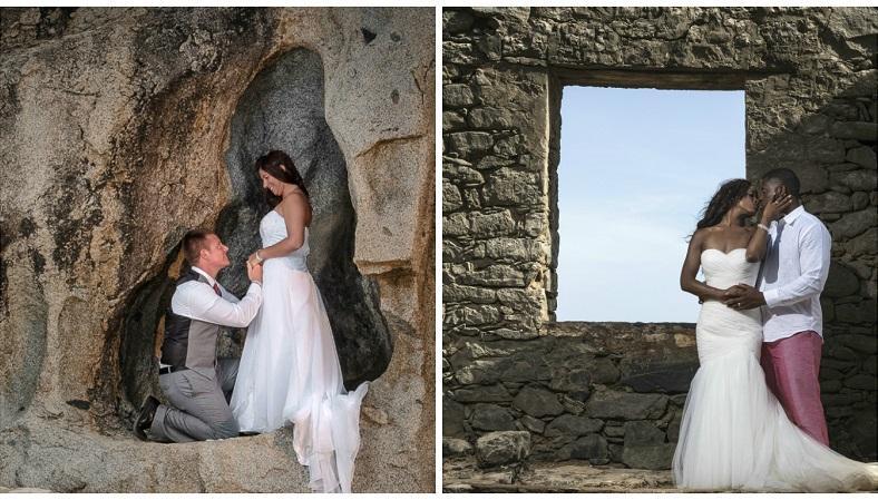 Aruba Wedding Photography Colosal Visual Studio | Trash the Dress Photoshoot | Aruba Beach Brides