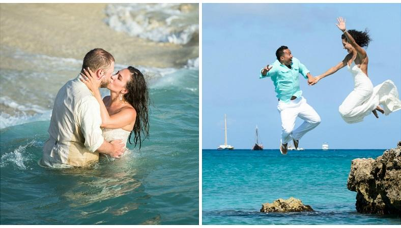 Aruba Wedding Photographers | Crooze Photography | Aruba Beach Brides
