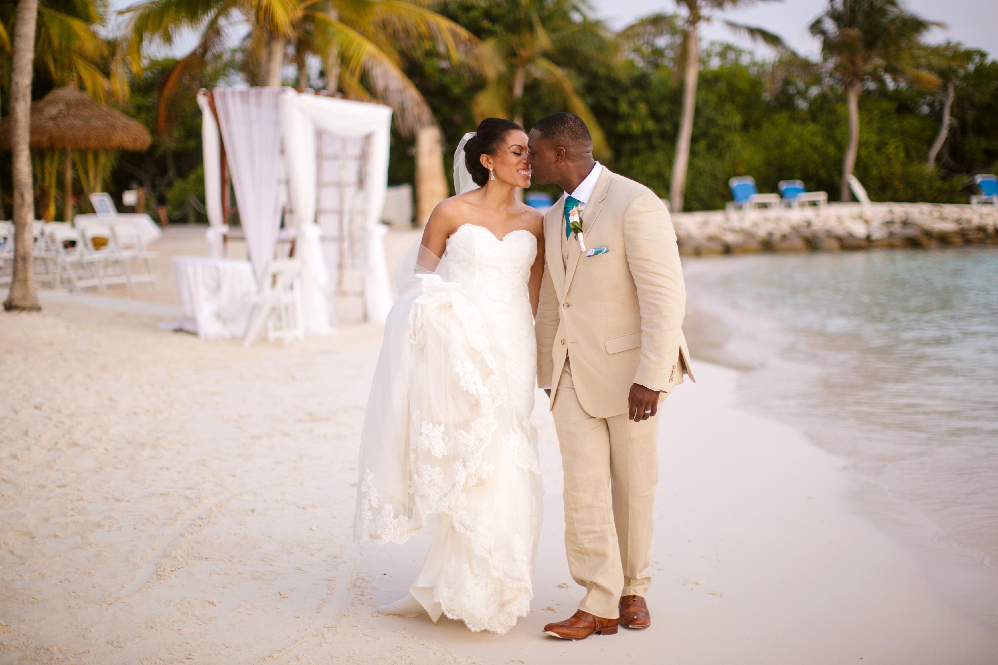 Aruba Wedding Beach Brides