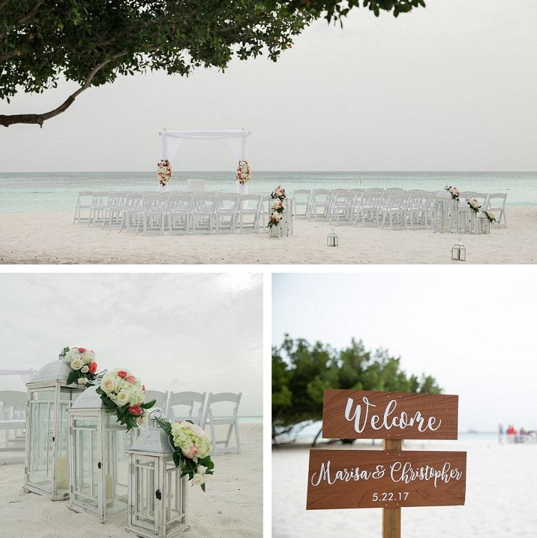 Aruba Weddings | Beach Brides Aruba | Marisa and Chris Real Weddings
