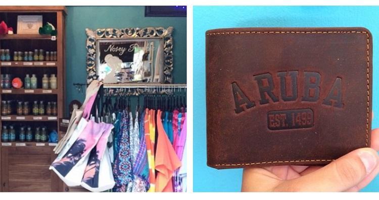 Aruba Wedding Favors | Nosey Parkers Boutique Aruba | Aruba Destination Weddings