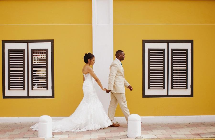 Aruba Beach Wedding | Beach Brides