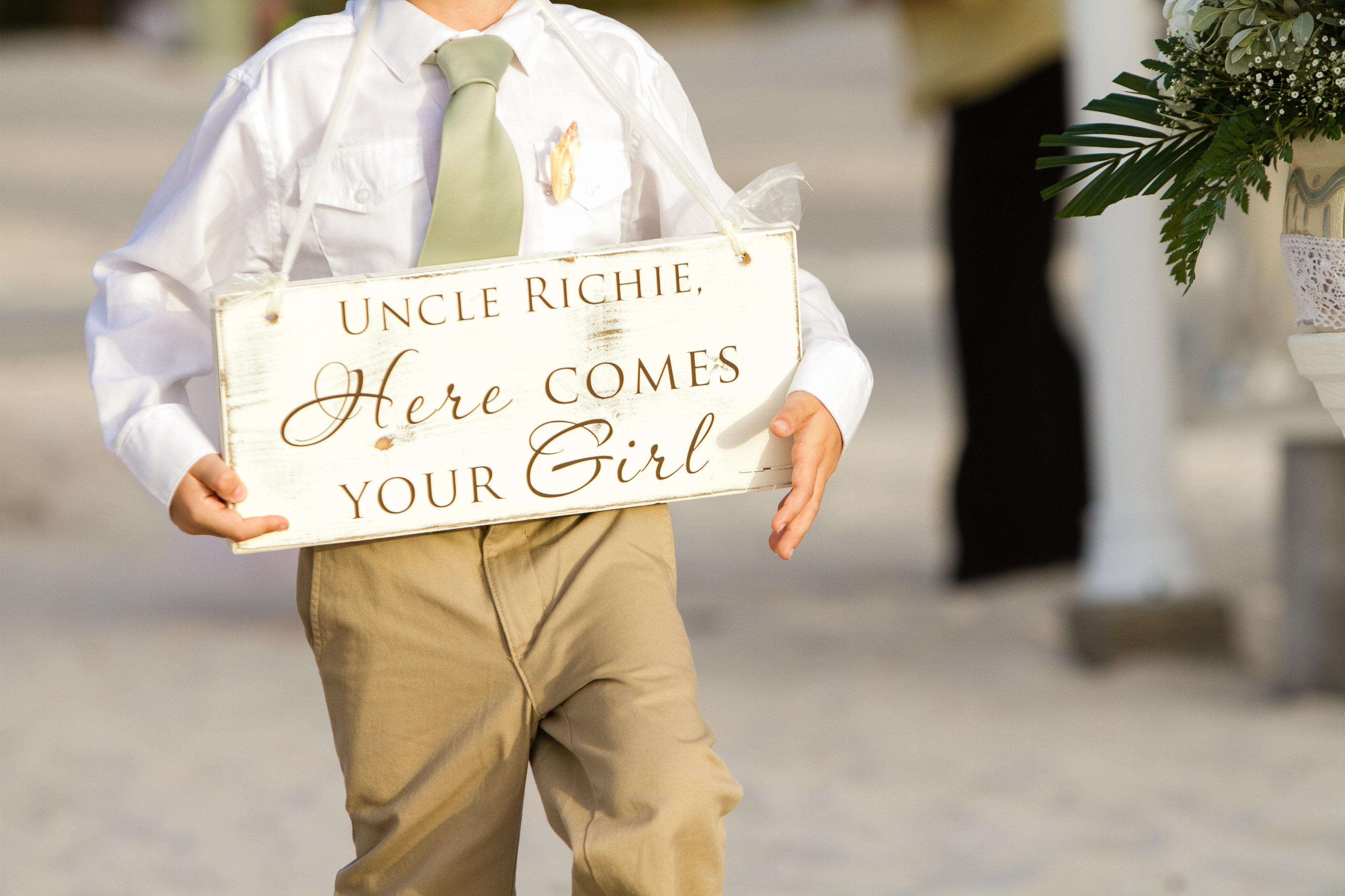 Beach Brides | Aruba Wedding Stephanie and Richard