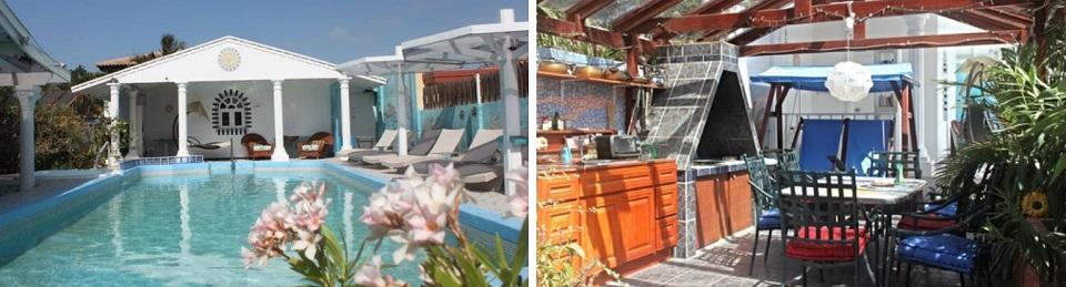 Aruba Accommodations Sunflower Villas | Aruba Romantic Getaway | Aruba Beach Brides