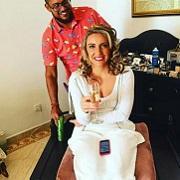 Aruba Bridal Hair and Makeup by Bruce Stamper | Aruba Weddings | Beach Brides